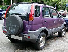 Daihatsu Suv Https Upload Wikimedia Org Commons Thu