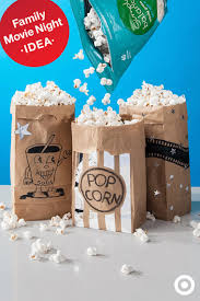 snack hacks fun ideas for family movie night