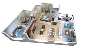 3d Home Decorator Architecture Plan 3d Home Plans 1 Marvelous House Simple Design