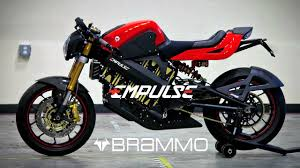 electric motorcycle brammo empulse electric motorcycle 100mph 100mile range youtube
