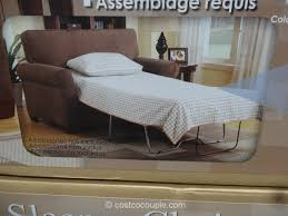 costco sleeper sofa synergy home albany fabric twin sleeper chair