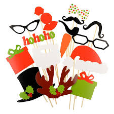 Christmas Photo Booth Props Compare Prices On Photobooth Props Christmas Online Shopping Buy