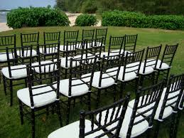 Chiavari Chairs For Sale In South Africa Mahogany Chiavari Chairs Set For The Ceremony Wedding Rentals