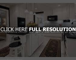 Modern White Kitchen Cabinets With Black Countertops Black Countertops Kitchen Home Design Ideas