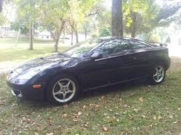 toyota celica last year made 2000 toyota celica gts digestible collectible