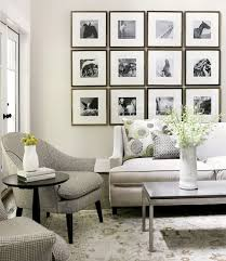 stylish photographs for modern family room ideas with white couch