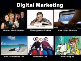 Funny Marketing Memes - digital marketing strategy for fmcg smsc gathering 15032013 by ra