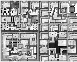 in game maps zeldaspeedruns