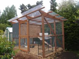 the chicken coop is done u2026enough northwest edible life