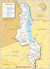 Zambia Map Hybrid Wars 8 Malawi And Zambia Orientalreview Org