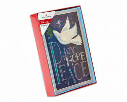 peace boxed cards 14 count shop american