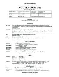 Government Job Resumes Example One Job Resume Examples Resume Format Download Pdf