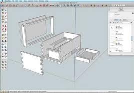 woodworking templates with sketchup cephus u0027 corner