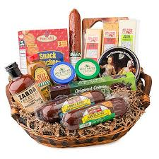 meat and cheese baskets delidirect gourmet meat cheese basket http www