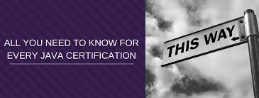 All You Need To Know by All You Need To Know About Every Java Certification