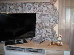 steintapete beige wohnzimmer awesome steintapete beige wohnzimmer gallery ideas design