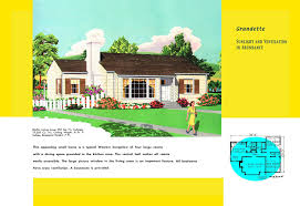 atomic ranch house plans portland prospers in the fifties u2013 our home history laurie