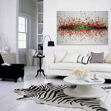 Animal Area Rugs Adorable Living Room Art Paintings Using Acrylic Paint Canvas