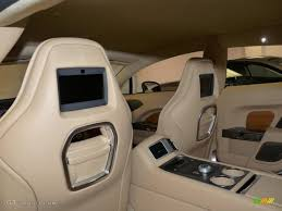 2011 aston martin rapide sedan sandstorm interior 2011 aston martin rapide sedan photo 42090407