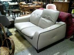 canapé cuir mobilier de canape cuir mobilier de d occasion troc com