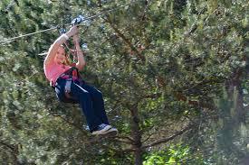 kids zipline poconos children u0027s explorer course ziplines