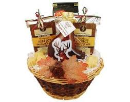 wisconsin gift baskets wildlife breakfast gift basket