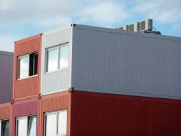 Greetings From Holland Shipping Container Houses Amsterdam Noord