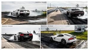 viper or corvette 2015 corvette z06 races challenger hellcat viper and corvette zr1