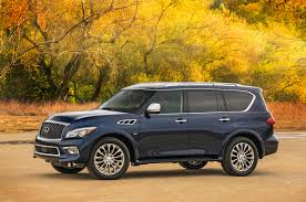 infiniti qx80 monograph previews sleek new design for full size