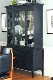 black dining table and hutch black dining room hutch black china cabinet sideboards glamorous
