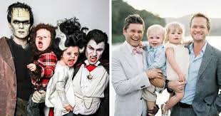 7 times neil harris cosplayed with his family and