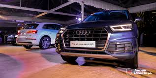 audi philippines the second generation audi q5 is ready to hit philippine roads