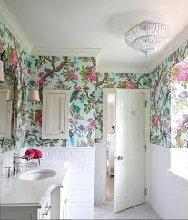bathroom wallpaper ideas uk the creating a stylish bathroom wall tiles design with gren
