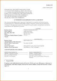 Authorization Letter Representative Sample Authorized Representative Letter Authorization Letter Pdf