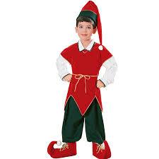santa claus costume for toddlers buy velvet elf child costume