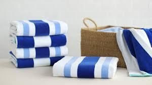 how to fold oversized towels martha stewart youtube