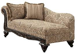Floral Chaise Brown Chaises Brown Chaise Lounge Sofas
