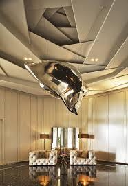 Top  Best Modern Ceiling Design Ideas On Pinterest Modern - Living room roof design