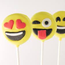 paint emoji emoji oreo pops easybaked