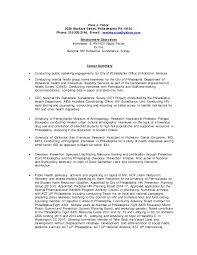 Upenn Career Services Resume Resume Update For 4 2015