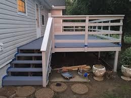 deck restore colors radnor decoration