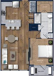 Vacation Village At Parkway Floor Plan Alexan Citycentre Energy Corridor Apartments West Houston