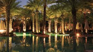 one and only royal mirage main pool at night 717 jpg 1920 1080
