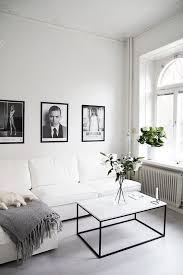 White Home Interior 25 Best White Living Rooms Ideas On Pinterest Living Room
