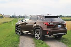 lexus hybrid 2016 2016 lexus rx 350 awd review u2013 tradition in disguise the truth