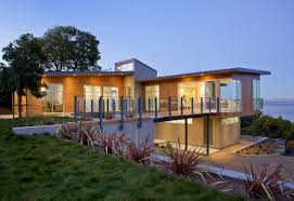 House Beautiful Circulation Tiburon Bay House Butler Armsden Architects San Francisco