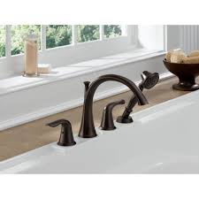 delta faucet t4738 rb lahara venetian bronze two handle with