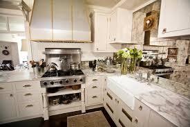 modern and cool mirror backsplash for modern kitchen homesfeed