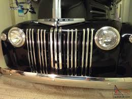 Classic Ford Truck Frames - ford truck f 1 show quality off the frame restored to modern 48 49