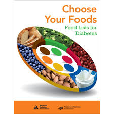 choose your foods food lists for diabetes single